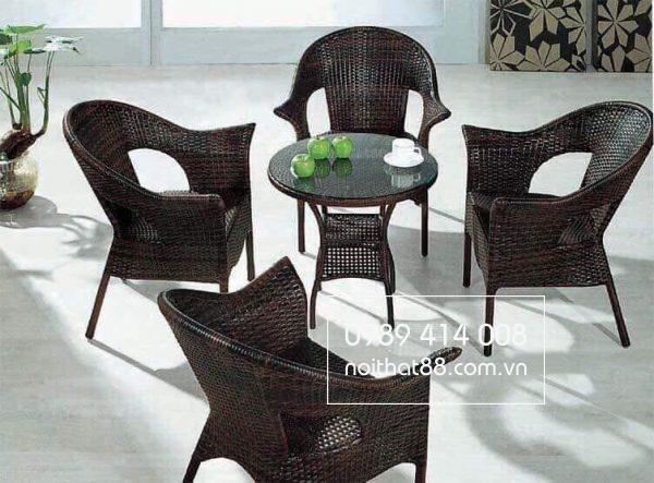 Lựa chọn bàn ghế cafe theo đúng phong cách